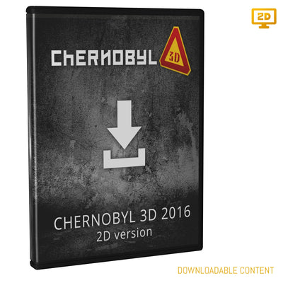 Chernobyl 3D (2D version)