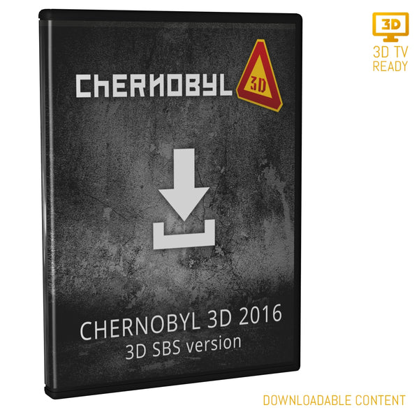 Chernobyl 3D (3D SBS version)