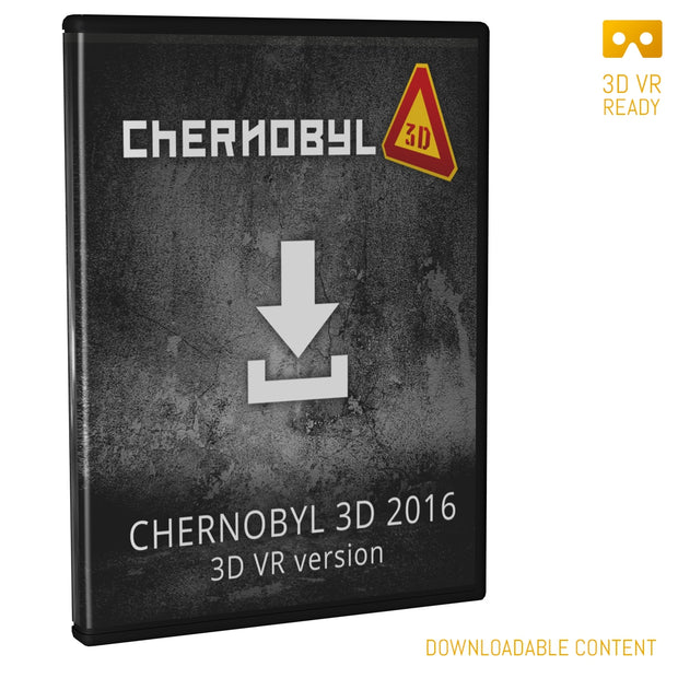 Chernobyl 3D (3D VR version)