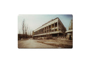 Palace of Culture Energetik / Chernobyl Glass Magnet