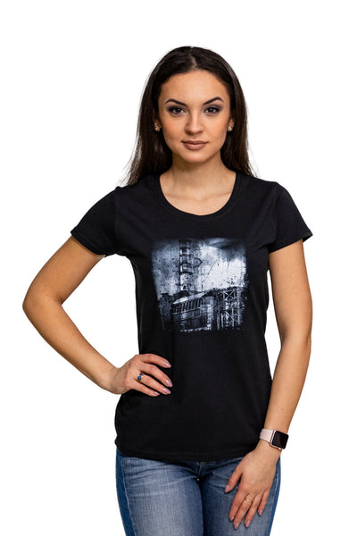 T - Shirt Pripyat Nuclear Power Plant