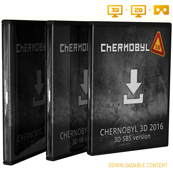 Chernobyl 3D (full package)