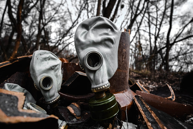 Gas mask GP-5