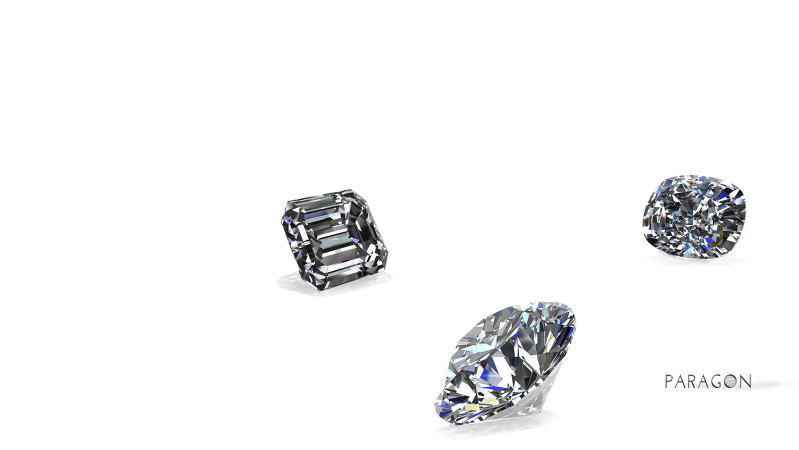PARAGON MOISSANITE loose stones exclusively from VanderboonJewellery.com