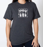 Beatles Cartoon tee