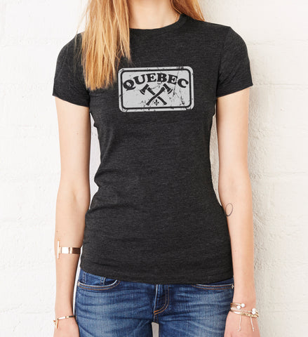 Women's Quebec Tee