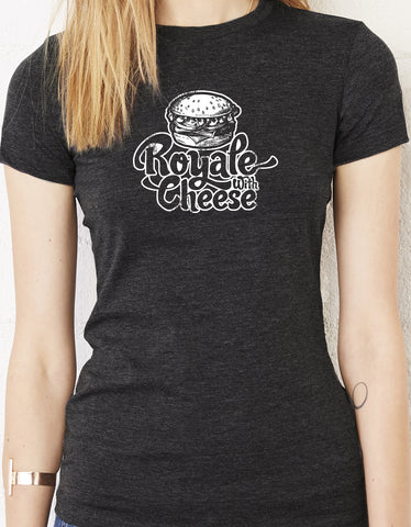 Women's Royale with Cheese Tee