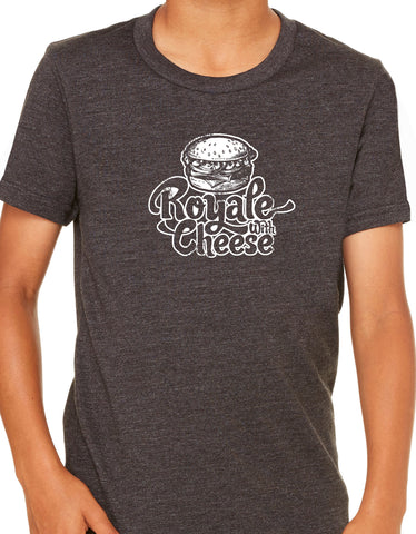 Youth Royale with Cheese Tee