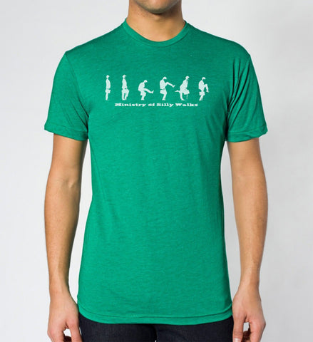 Dept of Silly Walks Tee
