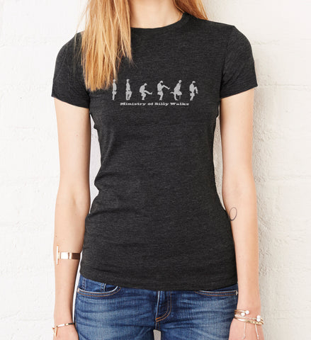 Women's Silly Walks Tee