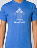 Spock is My Homeboy Tee