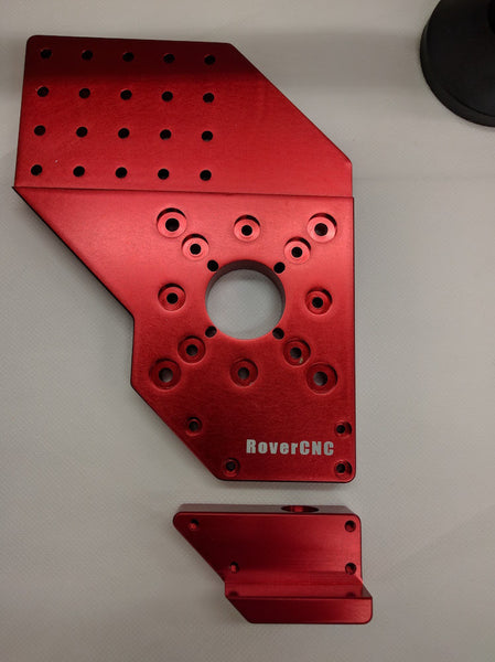 RoverCNC LT Platform Leveling Leg Blocks - 4pc Set