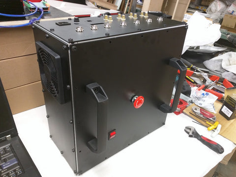RoverCNC Panel Enclosure - 400mm x 200mm