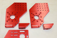 RoverCNC LT Machine Gantry Plates - Enhanced Drive Kit