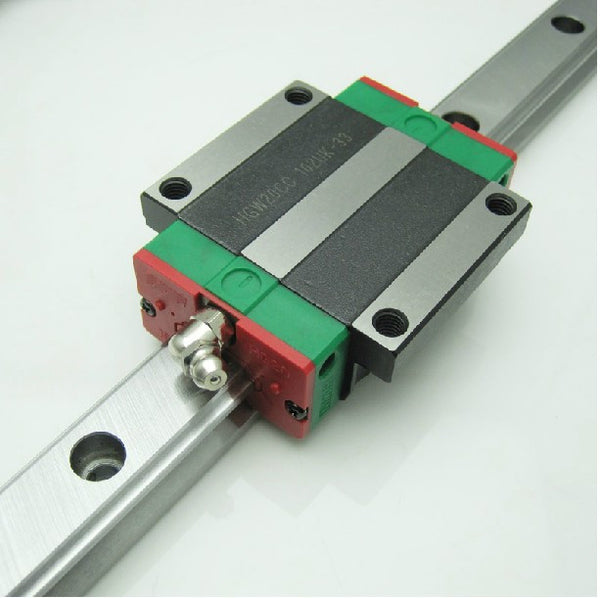 20mm Linear Bearing Block Kit - 1000mm Length + 2 Blocks