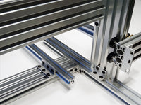V-Rail Aluminum Extrusion 20x20mm