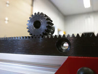 Gear Pinion Straight - 28T, Modula 1.0 - 14mm Bore Hole