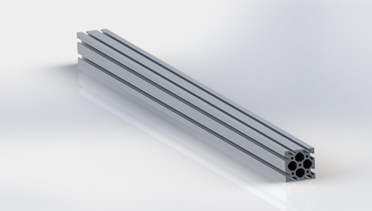8080 HD Aluminum Extrusion