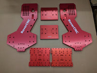 RoverCNC HD Machine Gantry Plates - 6pc Standard Drive Kit