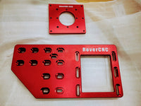 RoverCNC HDX Machine Plates - 8pcs Standard Kit