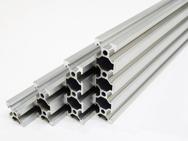 V-Rail Aluminum Extrusion 20x80mm