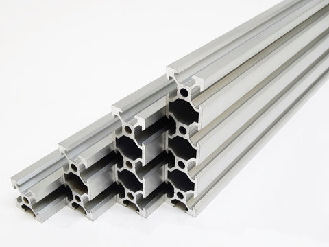 V-Rail Aluminum Extrusion 20x60mm