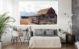 Teton Mountain Barn
