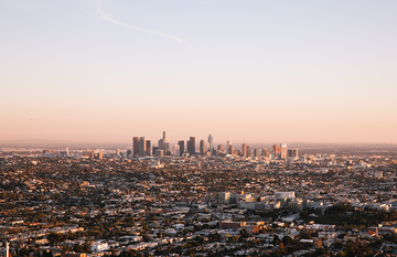 LOS ANGELES - Cityscape