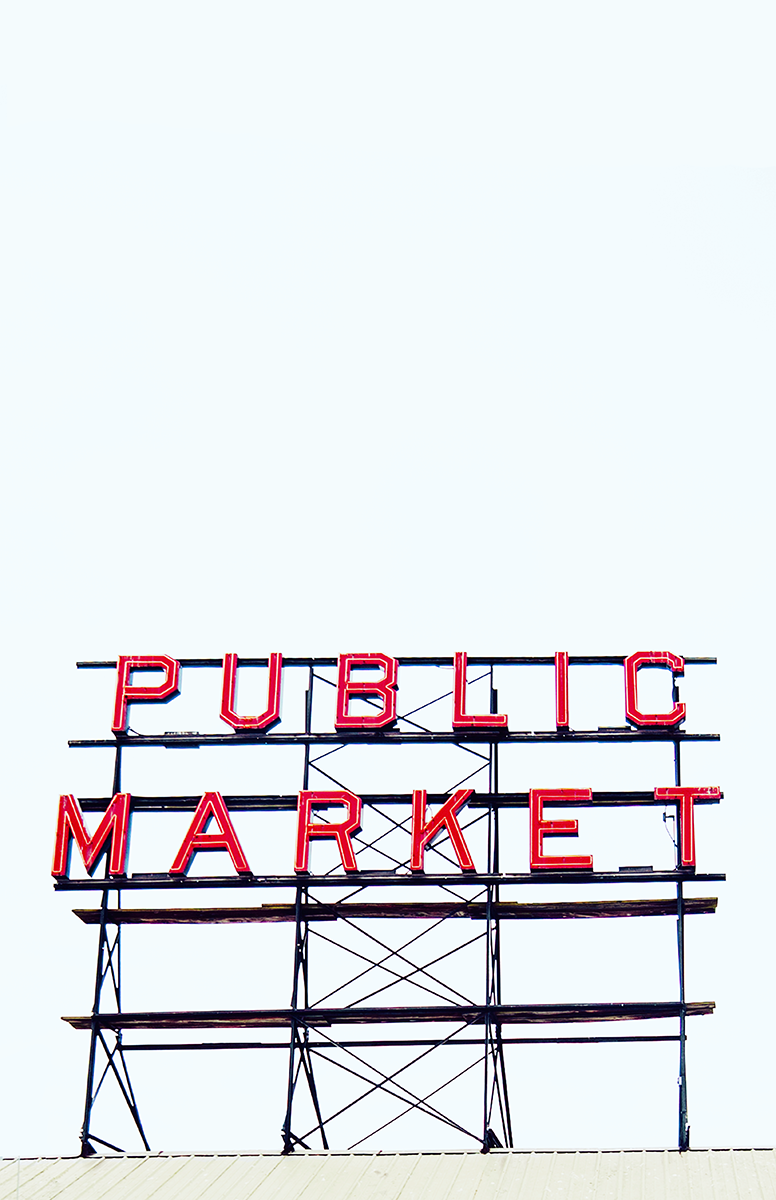 PUBLIC MARKET (close up)