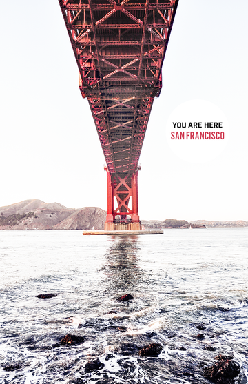 YOU ARE HERE - S.F.