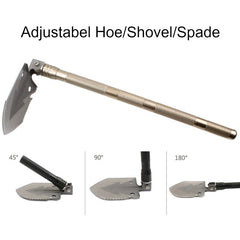 Heavy Duty  Survival Shovel 50% Off