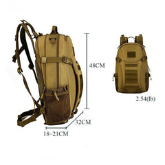 Military 35L Tactical Molle Backpack
