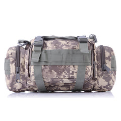 Military Style Tactical Camo Molle Pack