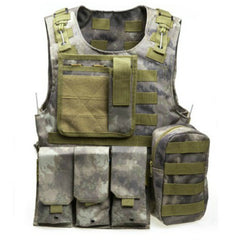 Tactical Military Style Molle Vest