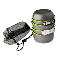 Ultralight Outdoor Cooking Stove Set