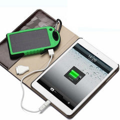 Compact Waterproof Solar Charger