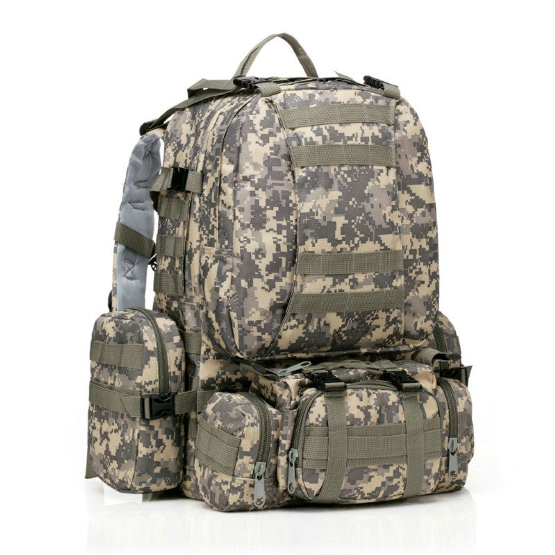 Large 50L  Tactical Molle Backpack - Sale 20 at this price!
