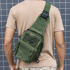 Tactical Style Go Shoulder Pack