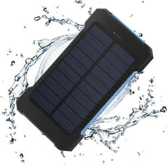 Solar Mobile Phone Charger with Compass