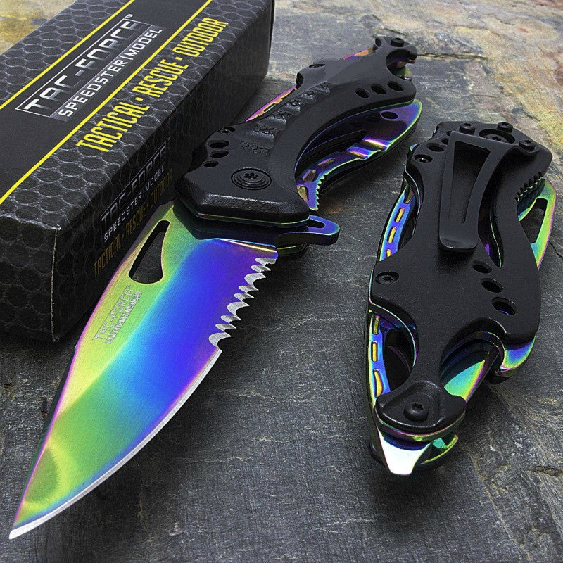 Tactical Carry Knife