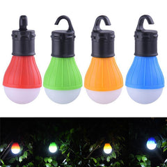 100,000 Hour Hanging LED Tent Lights - Set of 3