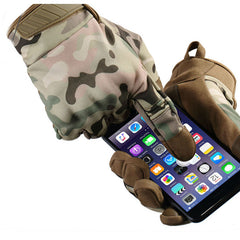 Touch Screen Texting Tactical Gloves