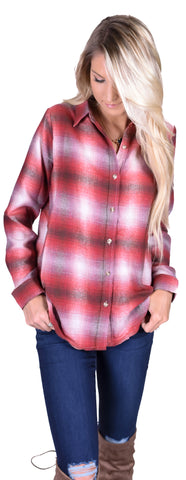 Afternoon Plaids Top