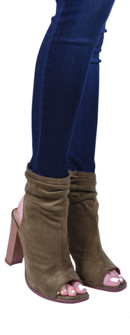 Anson High Ankle Bootie