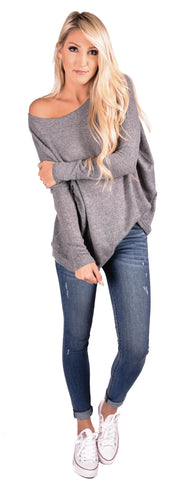 Piko Boatneck Sweater- 6 Colors