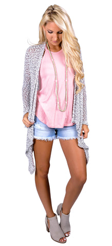 Clouded Vision Cardigan