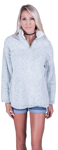 Frosty Tips Sweater - Mint