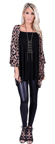 Walk On The Wild Side Kimono