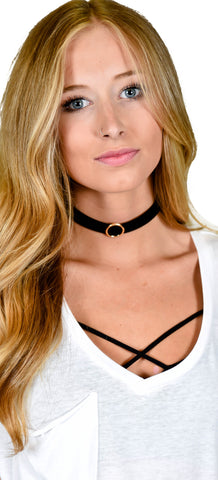 Eye Spy Choker
