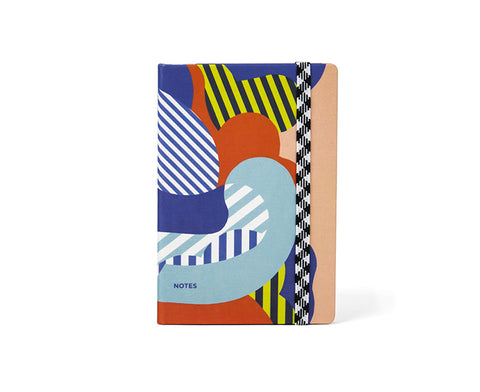 A6 Canvas Cloud Notebook by Papier Tigre